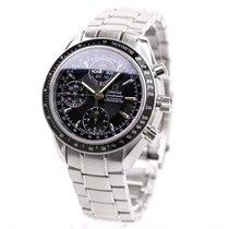 Omega Speedmaster Day Date nuevo Automático Cronógrafo Reloj con estuche y documentos originales 3220.50