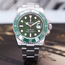 Rolex Submariner Date 劳力士 116610 Very good Steel 40mm Automatic