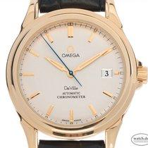 Omega De Ville Co-Axial 46313031 usados