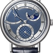 Breguet 7137bb/y5/9vu White gold 2021 Classique 39mm new United States of America, New York, Airmont