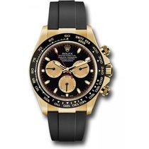 Rolex 116518 Oro amarillo 2020 Daytona 40mm nuevo