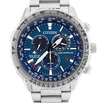 Citizen Promaster Sky Titanio 45mm Azul