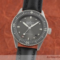 Blancpain Fifty Fathoms Bathyscaphe 5100B1110 rabljen