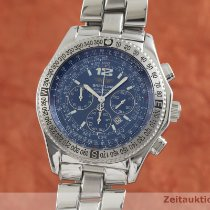 Breitling B-2 Steel 44.5mm Blue