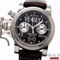 Graham Chronofighter 2CFBS.S01A.L30B 2005 pre-owned