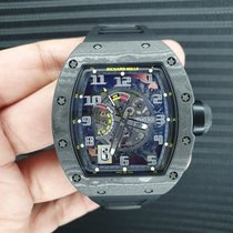 Richard Mille RM 030 RM030 Very good Carbon 50mm Automatic