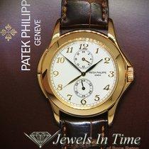 Patek Philippe Travel Time 5134J-001 2005 подержанные