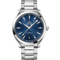 Omega Seamaster Aqua Terra Acciaio 41mm Blu