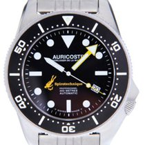 Auricoste Steel 42mm Automatic 260204 pre-owned