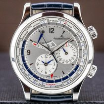 Jaeger-LeCoultre Master World Geographic Q1528420 2008 pre-owned