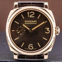 Panerai Radiomir 1940 PAM00513 Muy bueno Oro rosado 42mm Cuerda manual