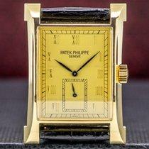 Patek Philippe Pagoda Yellow gold Gold Roman numerals United States of America, Massachusetts, Boston