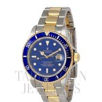 Rolex Submariner Date 16803 1985 подержанные