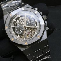 Audemars Piguet Royal Oak Tourbillon Ceramic 44mm Transparent No numerals Australia, Melbourne