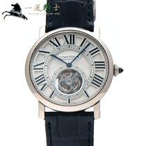 Cartier Rotonde de Cartier W1556216 Bueno Oro blanco 40mm Cuerda manual