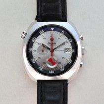 Nivada Otel 43mm Atomat NIVADA TARAVANA Autochron Chronograph 1970 folosit