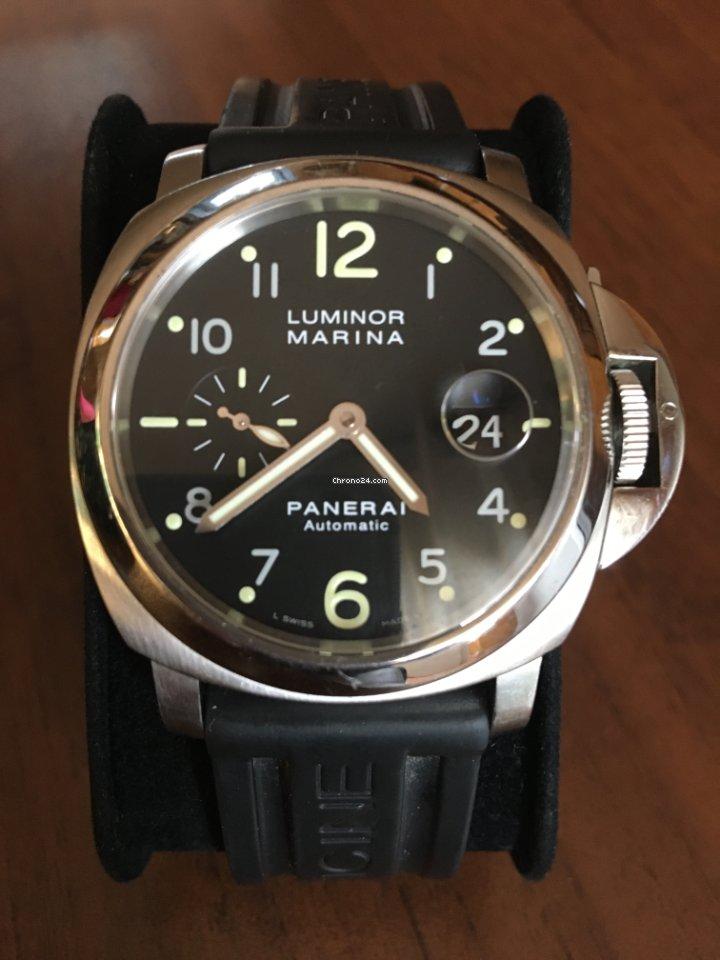 replica panerai luminor marina automatic watch