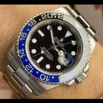 Rolex GMT-Master II 116710BLNR occasion