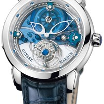 Ulysse Nardin Royal Blue Tourbillon Платина 41mm Россия, Moscow