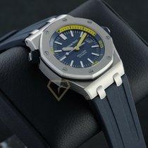 Audemars Piguet Royal Oak Offshore Diver Stahl 42mm