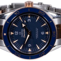Omega Seamaster 300 41,00mm Blue No numerals