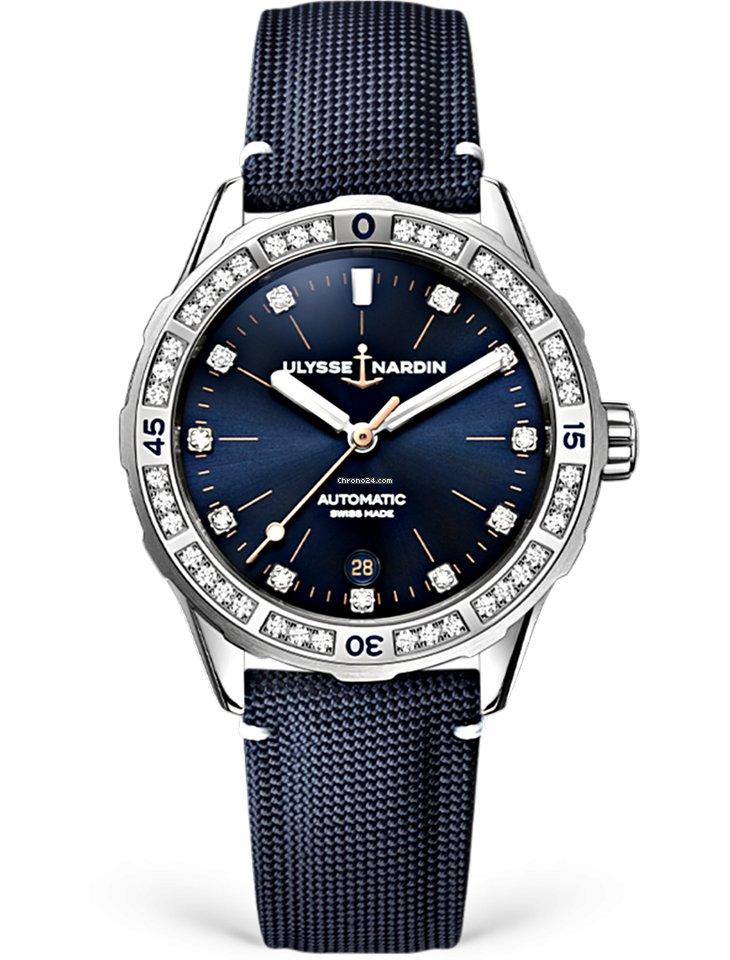 Ulysse Nardin Lady Diver 8163-182B/13 2021 new