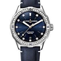 Ulysse Nardin 8163-182B/13 Steel 2021 Lady Diver 39mm new