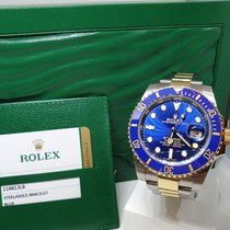 Rolex Submariner Date 116613LB 2019 begagnad