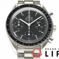 Omega Speedmaster Reduced Acero 38mm Negro