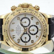 Rolex Daytona 16518 Meget god Gult guld 40mm Automatisk