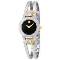 摩凡陀 女士錶 Amorosa 23.5mm 石英 新的 附正版包裝盒和原版文件的手錶 2016