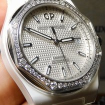 Girard Perregaux Laureato Ceramic 38mm White United States of America, North Carolina, Winston Salem