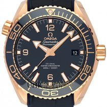 Omega Seamaster Planet Ocean Cerámica 43.5mm Azul