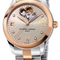 Frederique Constant Ladies Automatic Double Heart Beat FC-310LGDHB3B2B 2020 new