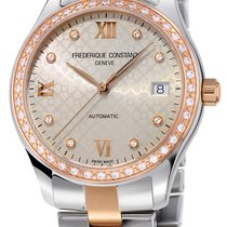 Frederique Constant FC-303LGD3BD2B Steel 2020 Ladies Automatic 36mm new