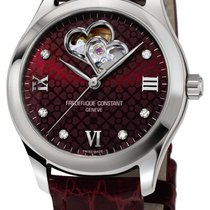 Frederique Constant Ladies Automatic Double Heart Beat FC-310BRGDHB3B6 2020 new