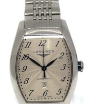 Longines Evidenza Steel 30.5mm Silver United States of America, New York, New York