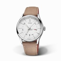 Oris Artelier Pointer Day Date new Automatic Watch with original box and original papers 01 755 7742 4051-07 5 21 32FC