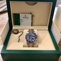 Rolex Submariner Date 116613LB 2016 tweedehands