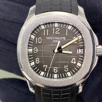 Patek Philippe 5165A-001 Steel 2009 Aquanaut 38mm pre-owned