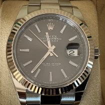 Rolex Datejust II 126334 Très bon Or blanc 41mm Remontage automatique France, Nice