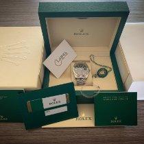 Rolex Datejust II Or blanc 41mm Gris Sans chiffres France, Nice