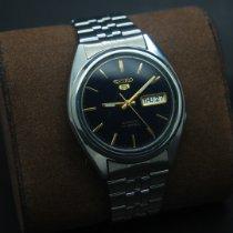 Seiko 5 Steel 37mm Blue UAE, 903