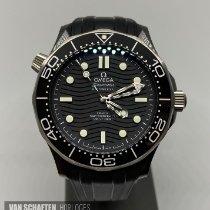 Omega Seamaster Diver 300 M Keramika 43.5mm Černá Bez čísel