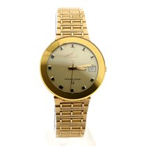 Mido Steel 34,5mm Quartz 8713 pre-owned