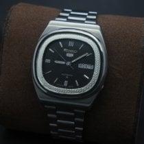Seiko 5 Steel 36mm Grey