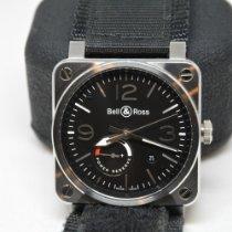 Bell & Ross BR 03-97 Réserve de Marche Otel 42mm Negru
