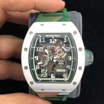 Richard Mille Carbon 50mm Automatic RM030 pre-owned