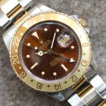 Rolex GMT-Master Gold/Steel