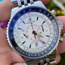Breitling Montbrillant Légende Steel 47mm White No numerals United States of America, Texas, Plano